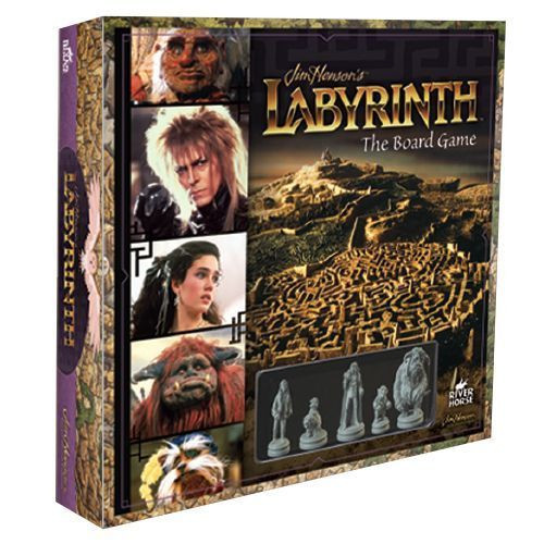 Jim Henson's Labyrinth - The Co-Operative Board Game - River Horse Games