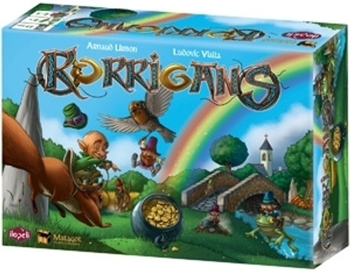 Korrigans - A Board Game - Asmodee