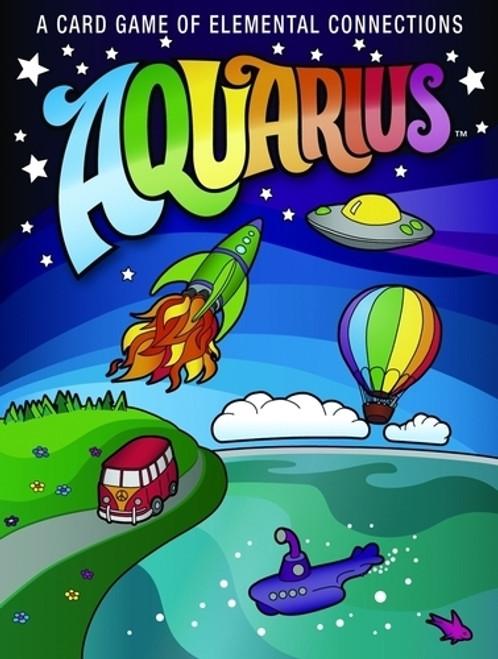 Looney Labs - Aquarius 10th Anniversary Edition (v2.0) Card Game - LOO002