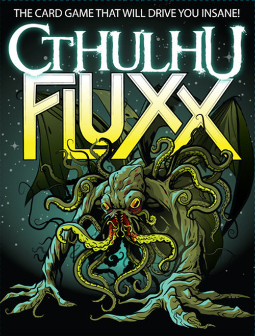 Looney Labs - Cthulhu Fluxx  - Card Game - LOO052