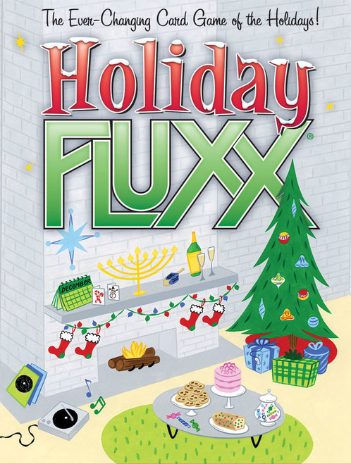 Looney Labs - Holiday Fluxx - The Card Game - LOO064