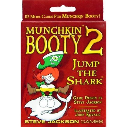 Munchkin Booty 2 - Jump the Shark - Card Game Expansion