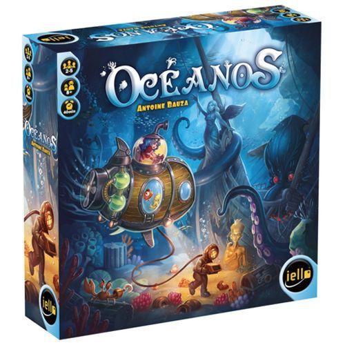 Oceanos - The Board Game - IELLO Games