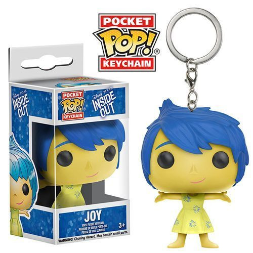 Pocket POP! Keychain - Disney - Inside out - JOY