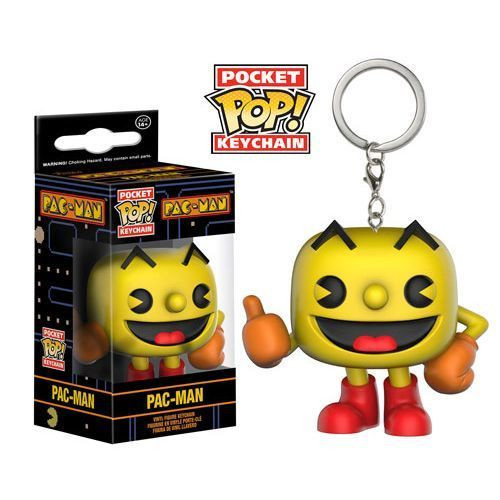 Pocket POP! Keychain - Games - Pac-Man