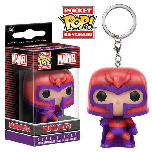 Pocket POP! Keychain - Marvel X-Men - Magneto
