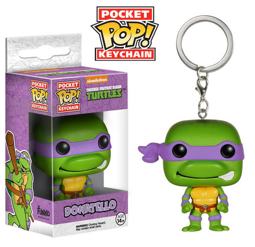 Pocket POP! Keychain - Teenage Mutant Ninja Turtles - Donatello