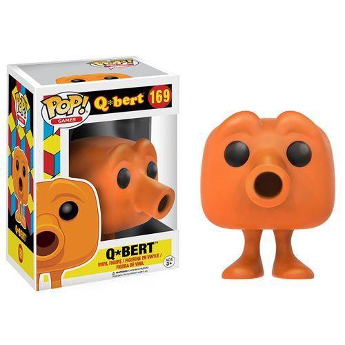 POP! Vinyl Figure - Games #169 - Q-Bert - Q*Bert