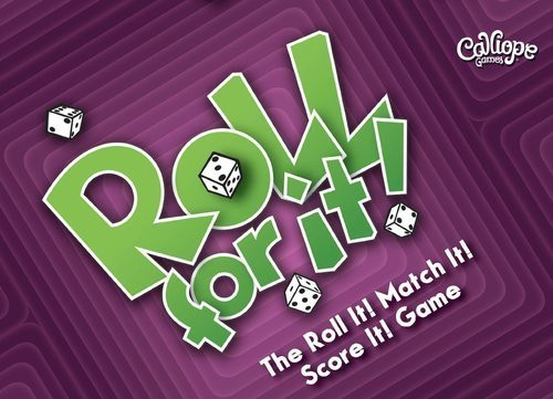 Roll For It! The Purple Box Edition - Dice Game - Calliope Games