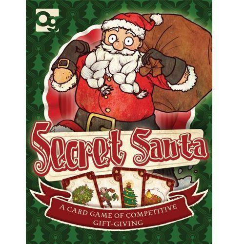 Secret Santa - A Competitive Card Game - Osprey Games