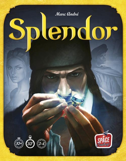 Splendor - Board Game - Asmodee