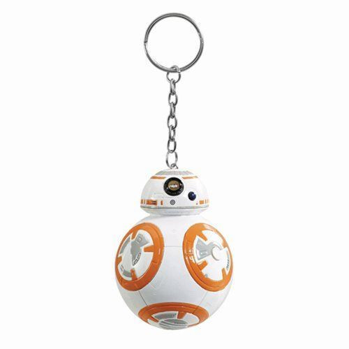 Star Wars VII - The Force Awakens - BB-8 Figure Keychain with sound!