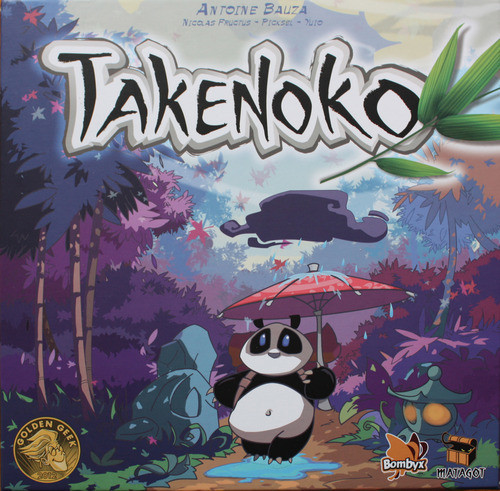 Takenoko - Family Board Game - Asmodee Games
