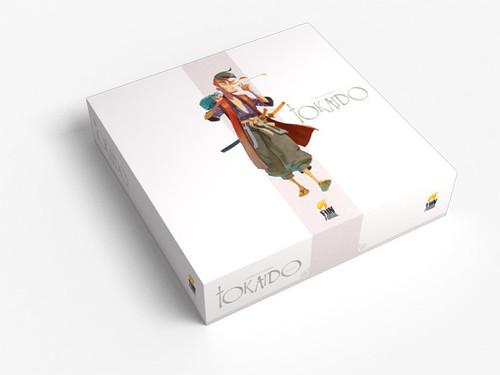 Tokaido Deluxe Edition - Board Game - Fun Forge Games