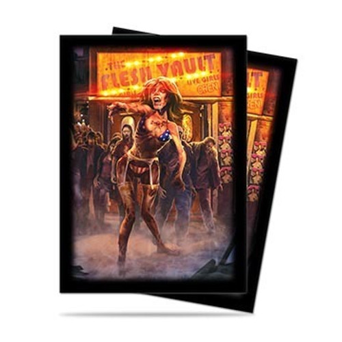 """Ultra Pro Deck Protector  - Standard Size Card Sleeves - 50 Count - Dead Wake """"BETSY"""" - OUT OF PRINT"""