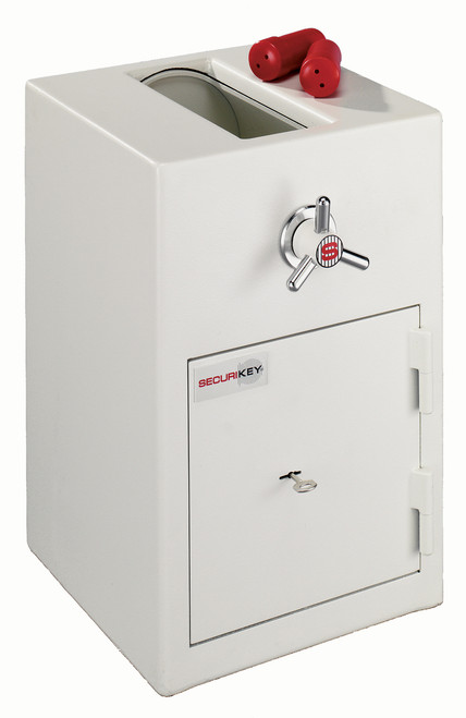 Securikey Steel Stor Deposit Safe