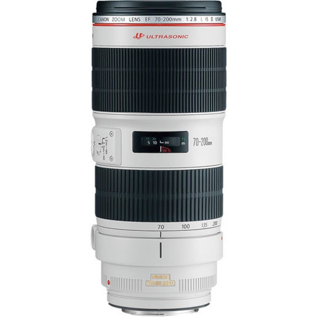 Canon EF 70-200mm f/2.8 IS II USM L Series - Save $770