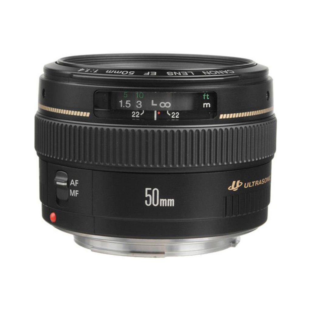 Canon EF 50mm f/1.4 - Save $170