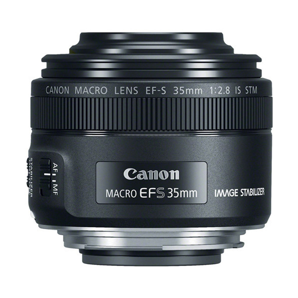 Canon EF-S 35mm f/2.8 IS STM Macro Lite - Save $80