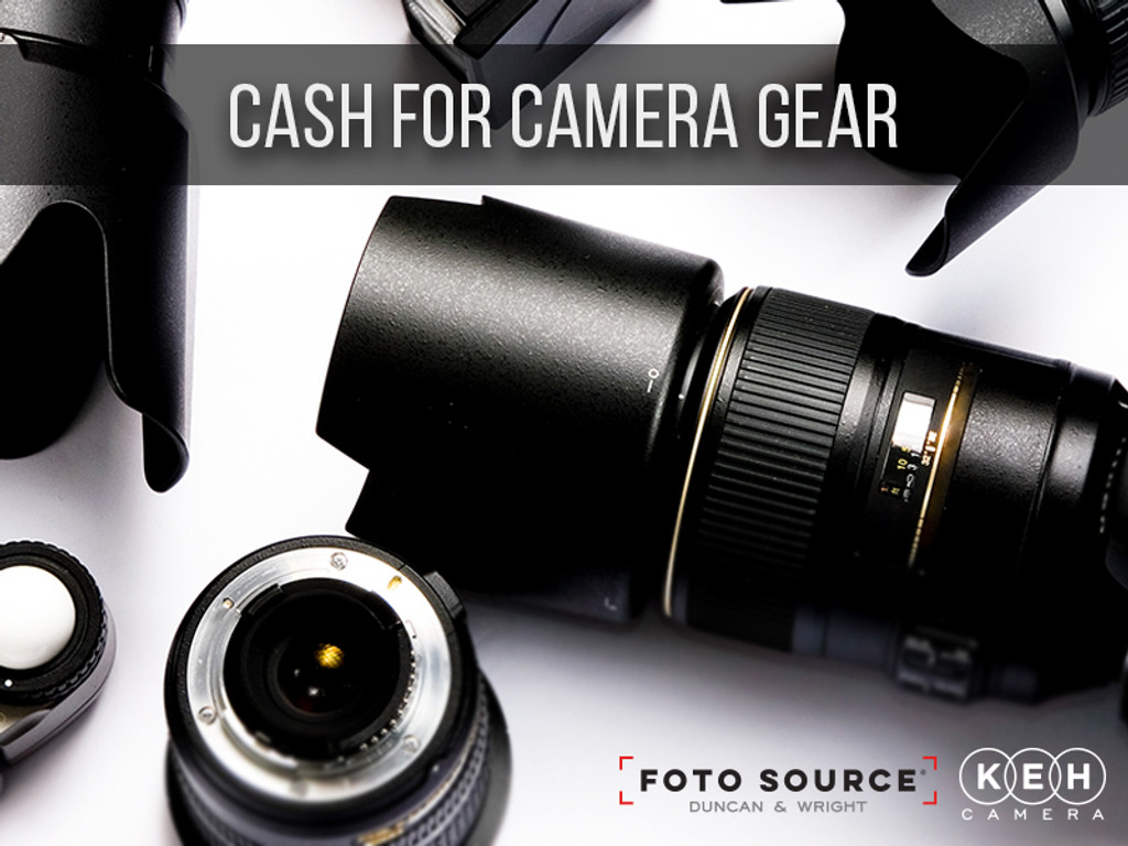 Cash for Cameras Event - July 6th & 7th