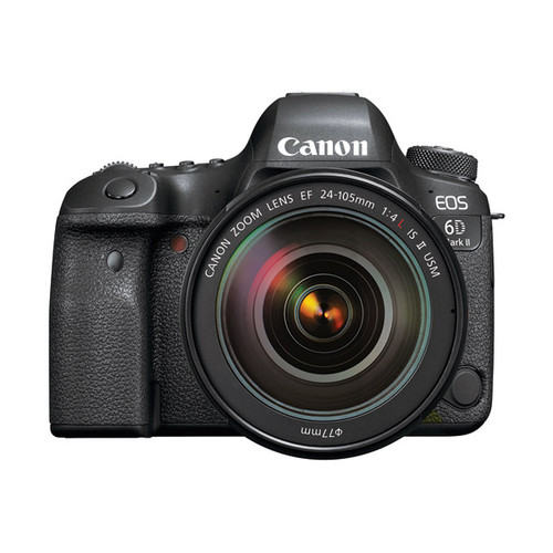 EOS 6D MK II w/24-105 IS USM - Save $75