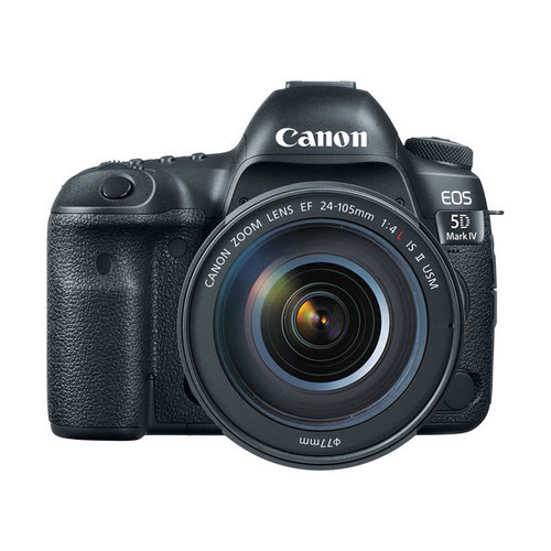 EOS 5D MK IV  w/24-70 IS USM - Save $80