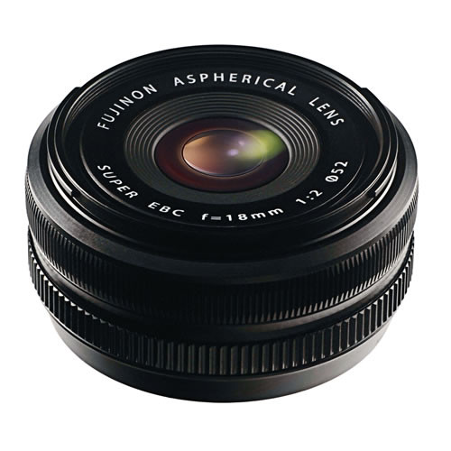 Fuji XF 18mm f/2.0 R - Save $60
