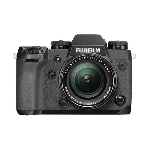 NEW - Fujifilm X-H1 Black Body