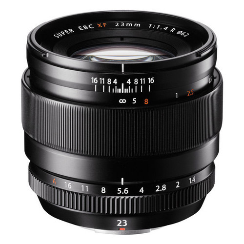 Fuji XF 23mm f/1.4 R - Save $125