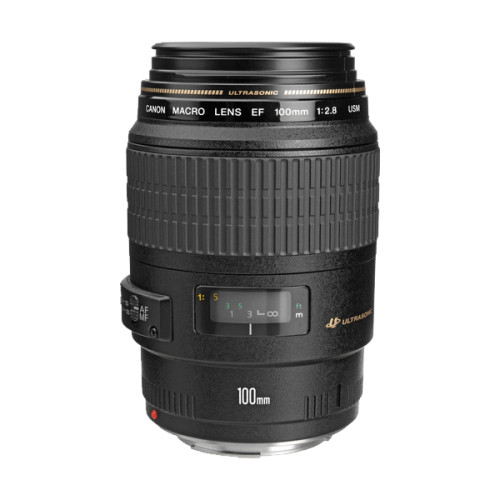 Canon EF 100mm f/2.8 Macro USM - Save $230