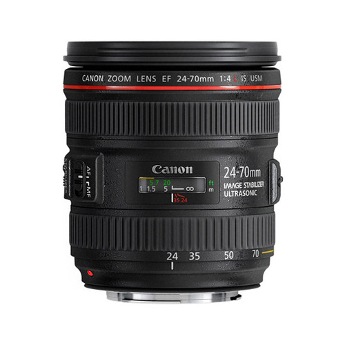 Canon EF 24-70mm f/4L IS USM - Save $120