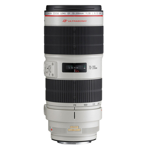 Canon EF 70-200mm f/4 IS USM L Series - Save $230