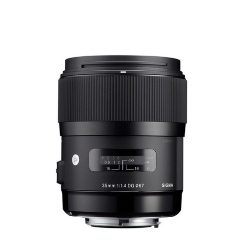 Sigma ART 35mm f/1.4 DG HSM - Save $100