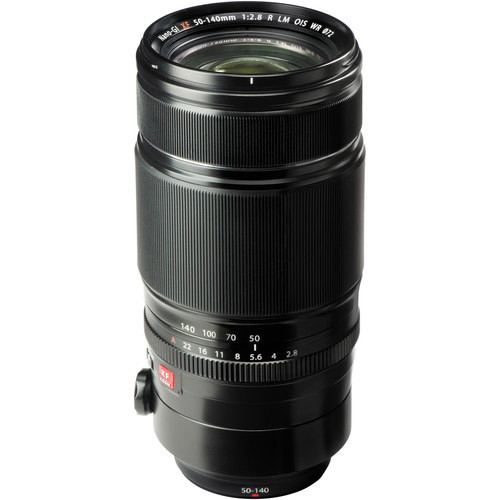 Fuji XF 50-140mm f/2.8R LM OIS WR - Save $180