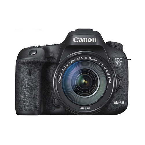 EOS 7D MK II w/18-135 IS STM - Save $320