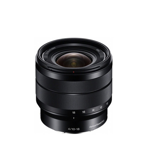 Sony E 10-18mm f/4 OSS - Save $100