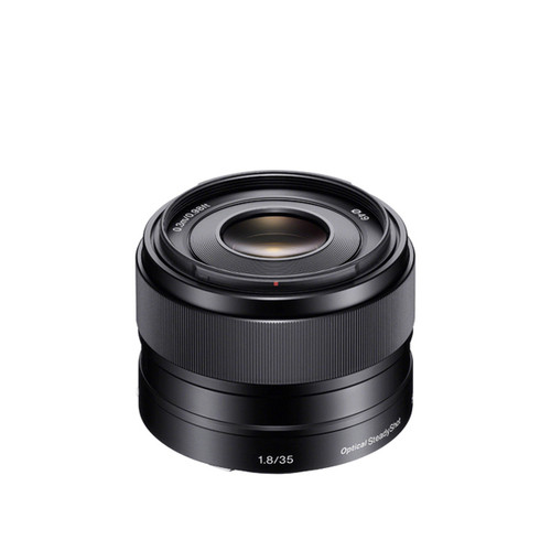 Sony E 35mm f/1.8 OSS - Save $50