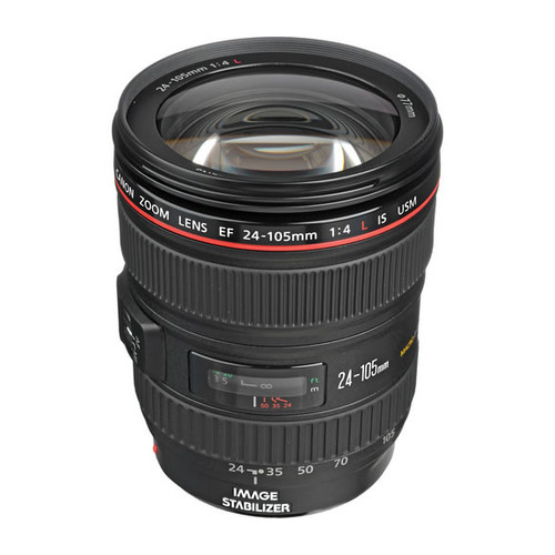 Canon EF 24-105mm f/4 IS USM L Series