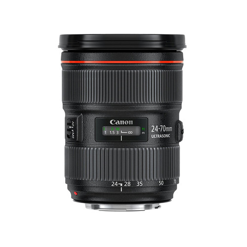 Canon EF 24-70mm f/2.8 II L Series - Save $630
