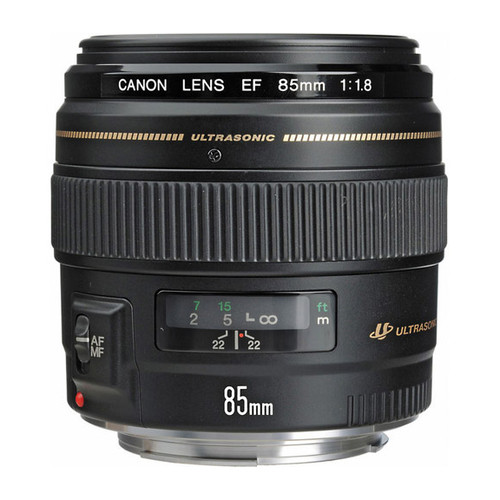 Canon EF 85mm f/1.8 USM - Save $210