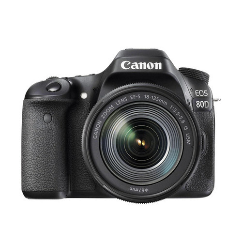 EOS 80D w/18-135 IS STM - Save $90