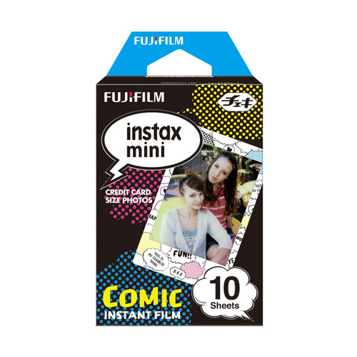 Fuji Instax Mini Film - Comic - Save 50%