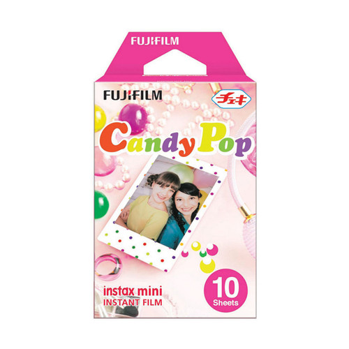 Fuji Instax Mini Film - Candy Pop - Save 50%