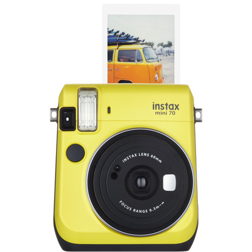 Fuji Instax Mini 70 - Canary - Save $30
