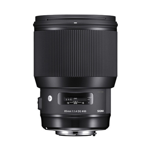 Sigma ART 85mm f/1.4 DG HSM - Save $100
