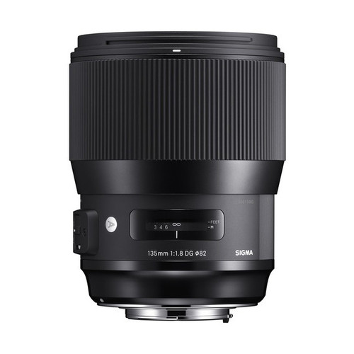 Sigma ART 135mm f/1.8 DG HSM - Save $100.00