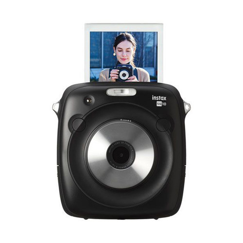 NEW - Fuji Instax SQ10 Hybrid Film/Digital Camera