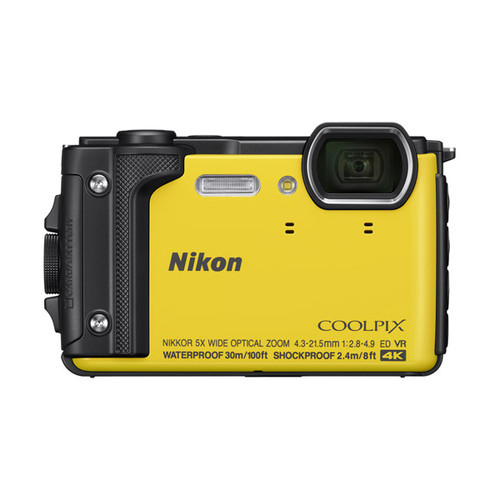 CoolPix W300 Yellow - Save $50