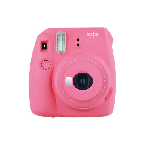 Fuji Instax Mini 9 - Flamingo Pink