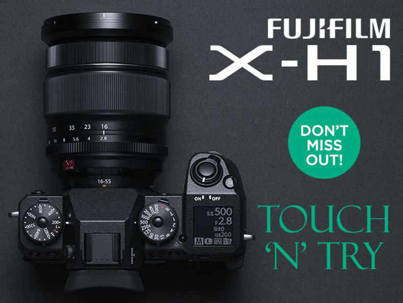 Fujifilm's award-winning X series gets a powerful boost!